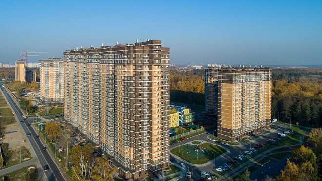 ЖК «Новоград Павлино» Исторически низкая ипотека 6,1%